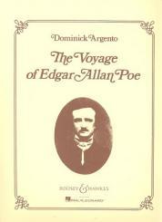 Argento, Dominick: The voyage of Edgar Allan Poe Vocal Score