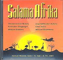 Arnold, Anton: Salam Africa Live-CD