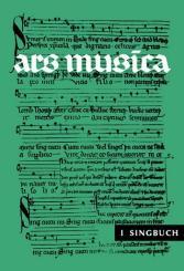 Ars musica Band 1 Singbuch (grün)