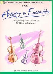 Artistry in Ensembles vol.1 for string ensemble cello