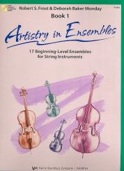 Artistry in Ensembles vol.1 for string ensemble, violin