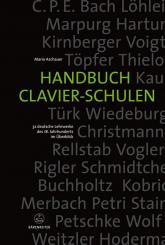 Aschauer, Mario: Handbuch Clavier-Schulen 32 deutsche Lehrwerke des 18. Jahrhunderts im Überblick