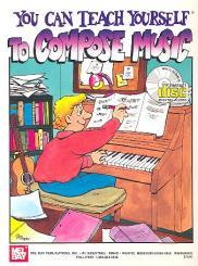 Ashton, Bob: You can teach yourself to compose Music (+CD)