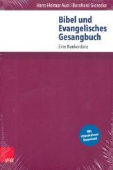 Auel,  Hans-Helmar: Bibel und Evangelisches Gesangbuch Eine Konkordanz (+Download)