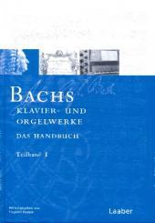 Bach-Handbuch Band 4 Klavier- und Orgelwerke, in 2 Teilbänden
