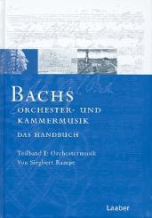 Bach-Handbuch Band 5 Teil 1 Orchestermusik