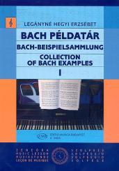 Bach, Johann Sebastian: Bach-Beispielsammlung Band 1 für Gesang (solfeggio) (dt/en/ung)