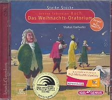 Bach, Johann Sebastian: Das Weihnachtsoratorium - Hörspiel und Musik 2 CD's