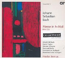 Bach, Johann Sebastian: Messe h-Moll BWV232 2 CD's