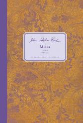 Bach, Johann Sebastian: Messe h-moll BWV232 Faksimile (Schmuckausgabe)