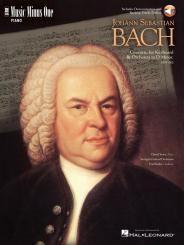 Bach, Johann Sebastian: Music minus one piano (+audio online) concerto in D minor BWV1052