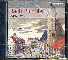 Bachs Schüler, Motetten CD