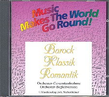 Barock Klassik Romantik CD