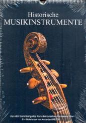 Bartek, Alexander: Kalender Historische Musikinstrumente 2020 Monatskalender Din A4 hoch