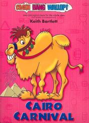 Bartlett, Keith: Cairo Carnival (+CD) for percussion ensemble and piano, score and parts