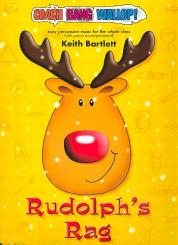 Bartlett, Keith: Rudolph's Rag (+CD) for percussion ensemble and piano, score and parts
