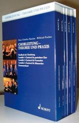 Bastian, Hans Günther: Gesamtpaket Chorleitung Theorie und Praxis, 5 Bände im Schuber