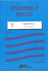 Battle-Piece from Symphony no.7 für gemischtes Ensemble, Partitur+Stimmen