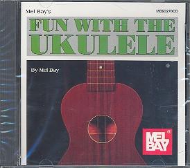 Bay, Mel: Fun with the Ukulele CD