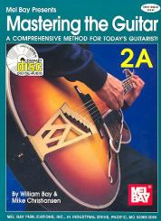 Bay, William: MASTERING THE GUITAR LEVEL 2A 2 CD's