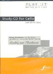 Beethoven, Ludwig van: 7 Variationen über Bei Männern welche Liebe fühlen WoO46 Playalong-CD