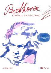 Beethoven, Ludwig van: Chorbuch für gem Chor (z.T. mit Klavier), Chorpartitur