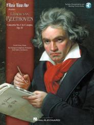 Beethoven, Ludwig van: Concerto in C major no.1 op.15 Music minus one Piano