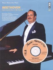 Beethoven, Ludwig van: MUSIC MINUS ONE PIANO PIANO CONCERTO NO.2 B FLAT MAJOR OP.19, BOOK+CD