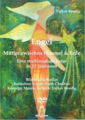 Bendig, Volker: 9783899244311 Engel - Mittler zwischen Himmel und Erde (+DVD)