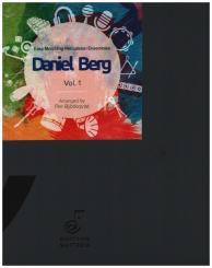 Berg, Daniel: Easy Marching Percussion Ensembles vol.1 for percussion ensemble, score and parts
