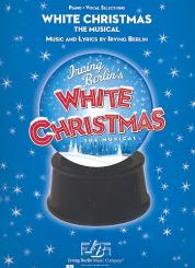 Berlin, Irving: White Christmas - The Musical vocal selections scongbook piano/vocap/guitar