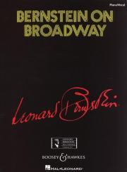 Bernstein, Leonard: Bernstein on Broadway vocal score