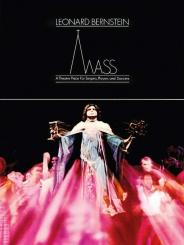 Bernstein, Leonard: Mass vocal score a theatre piece for singers, players and dancers