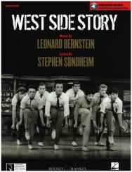 Bernstein, Leonard: West Side Story (+CD) revised vocal selections songbook piano/vocal/guitar