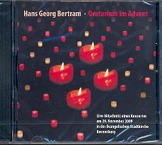 Bertram, Hans Georg: Oratorium im Advent CD