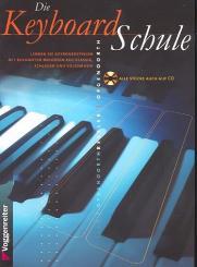 Bessler, Jeromy: Keyboard-Schule (+CD)