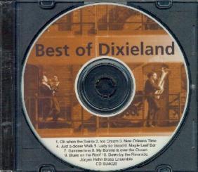 Best of Dixieland CD