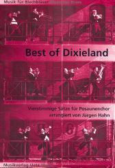 Best of Dixieland: für Posaunenchor, Spielpartitur (Mindestabnahme 4 Ex.)