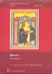 Bingen, Hildegard von: Hildegard von Bingen Werke Band 8 Briefe
