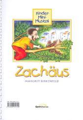 Birkenfeld, Margret: Zachäus Akkordbezeichnungen, Klavier, Regie, Partitur mit Singstimmen