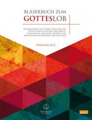 Bläserbuch zum Gotteslob für variables Bläser-Ensemble (Blasorchester/Posaunenchor), Partitur in C