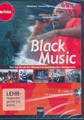 Black Music - Hörbeispiele CD +CD-ROM