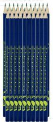Bleistift Beethoven gold auf blau (Set mit 100 Stk)