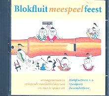 Blokfluit meespeel feest CD