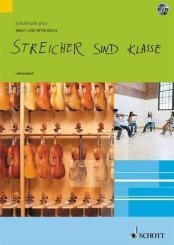 Boch, Birgit: Streicher sind Klasse (+DVD-Video) Lehrerband