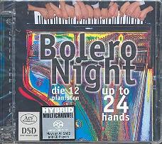 Bolero Night CD