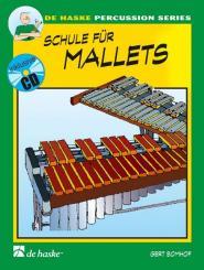 Bomhof, Gert: Schule (+ CD) für Mallets