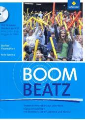 Boom Beatz (+CD) Klassenmusizieren mit Boomwhackers, Stimme und Klavier