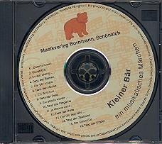 Bornmann, Johannes: Kleiner Bär CD