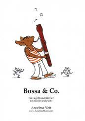 Bossa & Co. für Fagott und Klavier